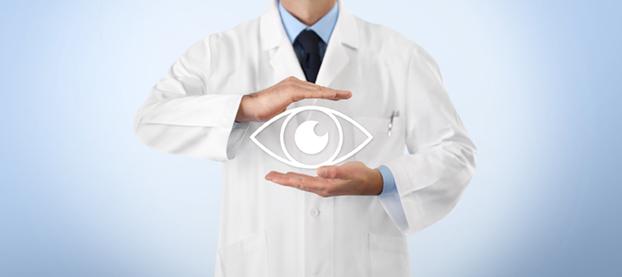 prévention et contrôle des yeux